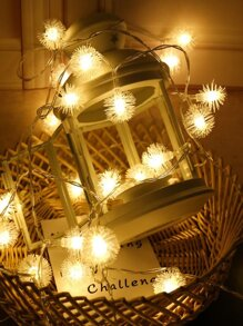 10pcs Dandelion Shaped Bulb String Light