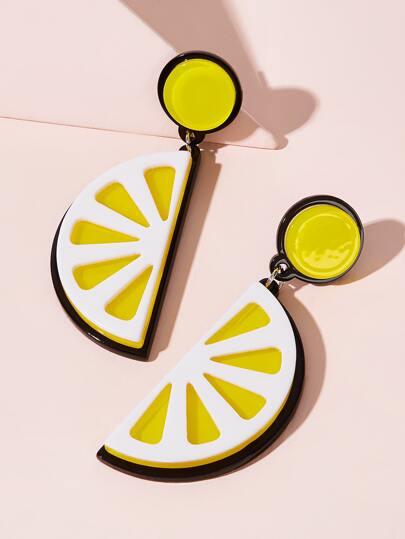Reloj Amarillo Lemon Comprá Ahora | Dafiti Argentina