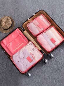 Travel Laundry Storage Bag Set 6pcs