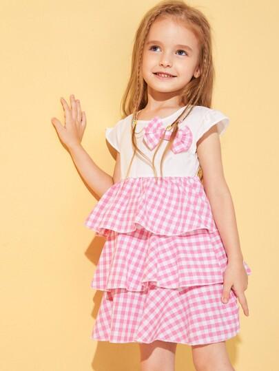 144ae3db2 Vestidos para niña pequeña | SHEIN ES