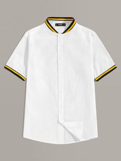 4ecdb4ec5e34 Men's Clothes | Shop for Men's Fashion |SHEIN IN