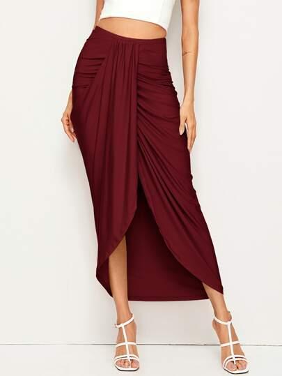 0b97d48aea9f5 Skirts | Maxi skirts, denim skirts, pencil skirts |SHEIN IN