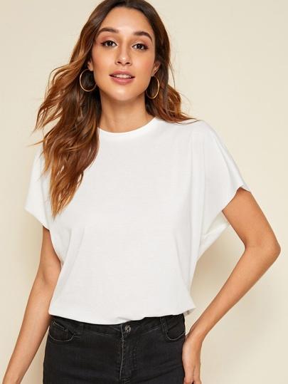 eb43355845 Camisetas de la temporada al mejor precio |SHEIN