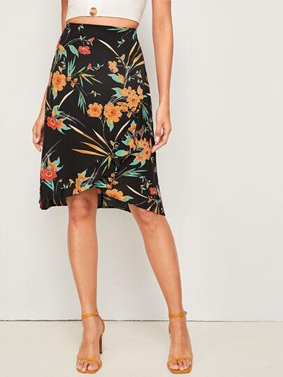 0cda7e4de Skirts | Maxi skirts, denim skirts, pencil skirts |SHEIN IN