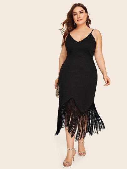 ecab163c2666 Vestidos de tallas grandes | Más de moda | SHEIN