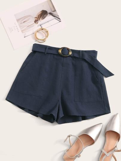 c2f9bb44fcb3 Shorts | Pantalones cortos | SHEIN