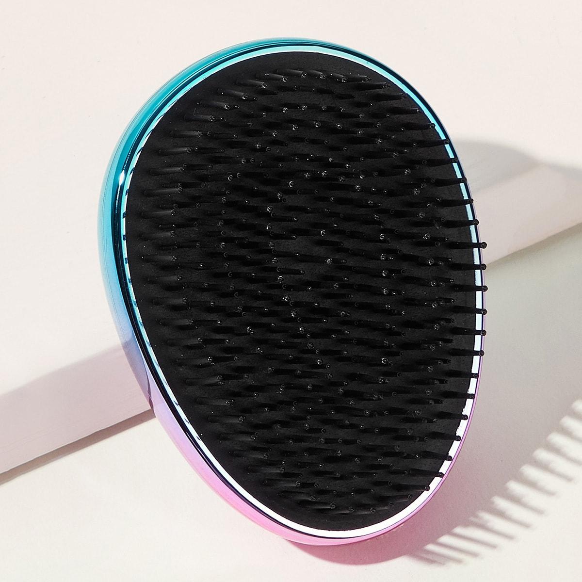 Овальная расческа для волос