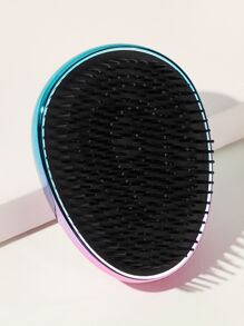 Ombre Oval Cushion Hair Comb