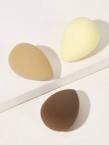 Teardrop Makeup Sponge 3pack