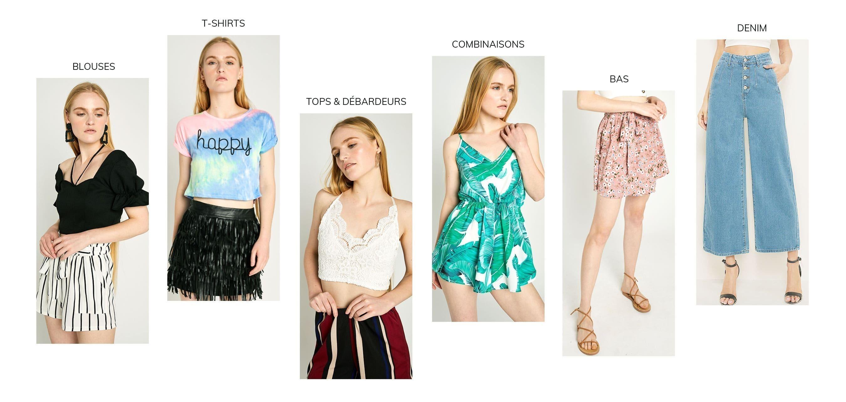 9292fa35a3210 Mode Femme   Vêtements Femme En Ligne à Bon Prix   SHEIN