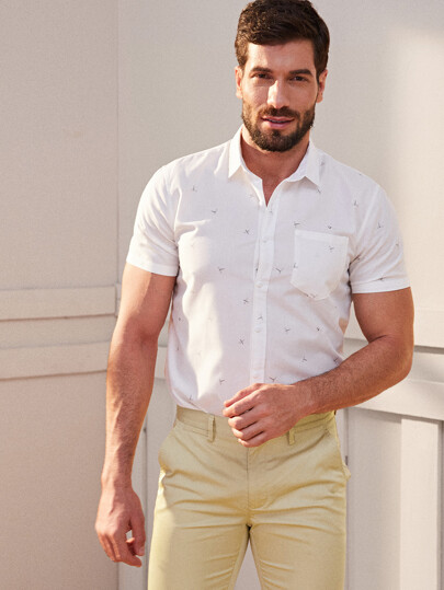 ac54830f21b Mens Fashion Men Clothing, Mens Apparel   SHEIN