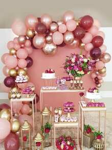 Solid Decorative Balloon Set 36pcs