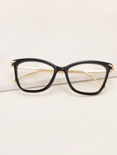 Plain Frame Glasses