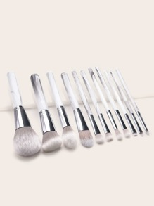 Duo-fiber Two Tone Handle Brush 11pcs