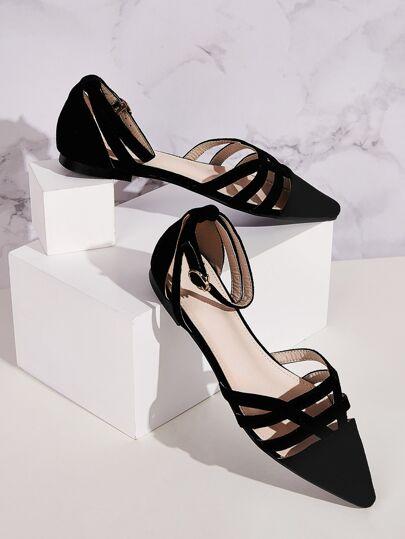 03958cd3559 Women's Flats, Women's Shoes   SHEIN UK