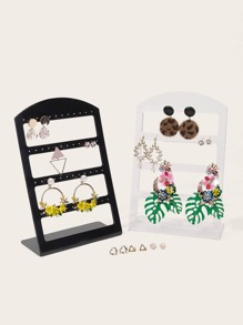 Multi Layer Earrings Storage Rack 1pc