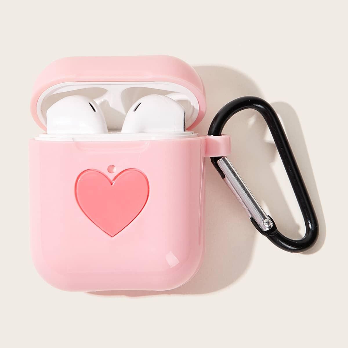 Herz Muster Airpods Box Beschützer
