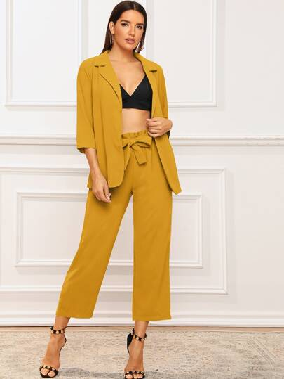 eb4991af Co-ords | Two Piece Outfits & Matching Sets | SHEIN UK
