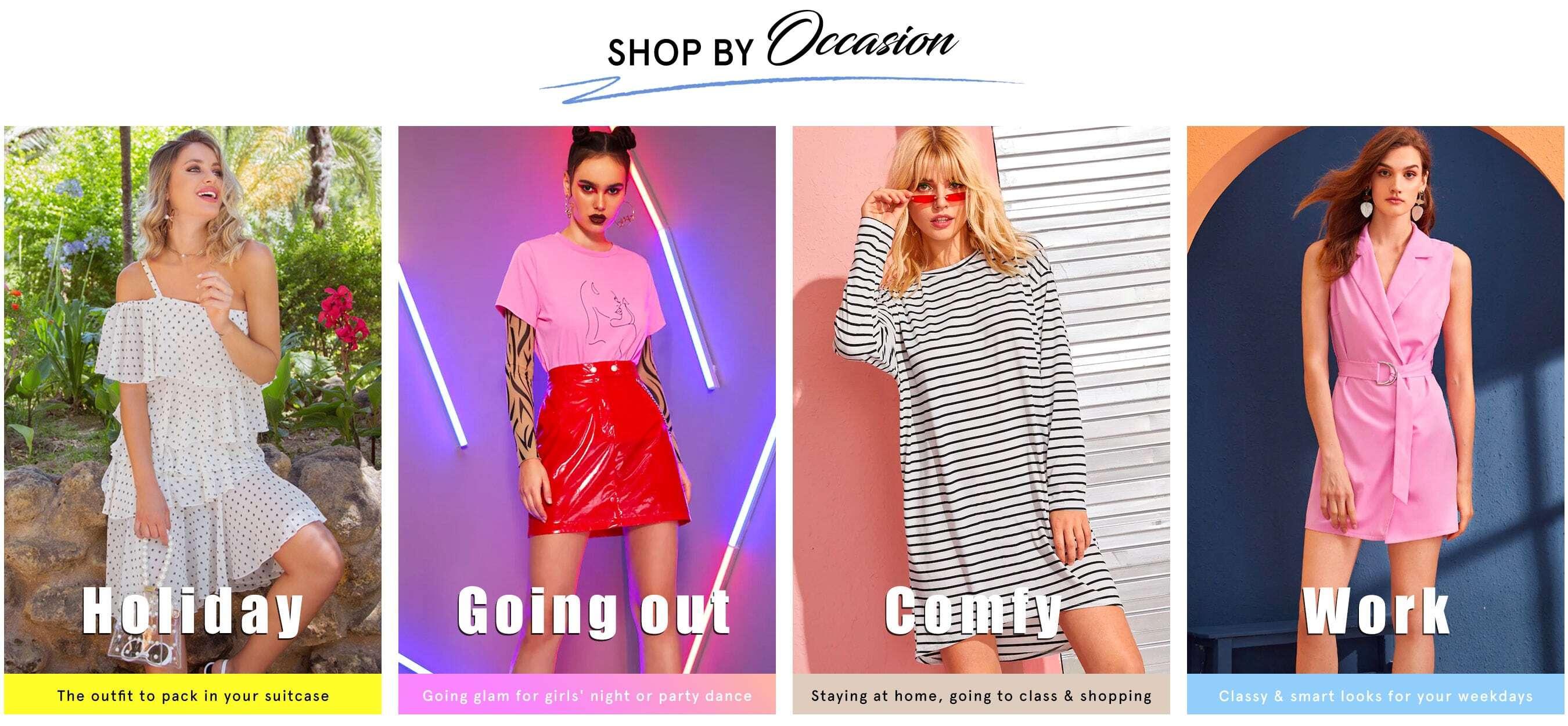 11b26b0601 Women's & Men's Clothes, Shop Online Fashion | SHEIN UK
