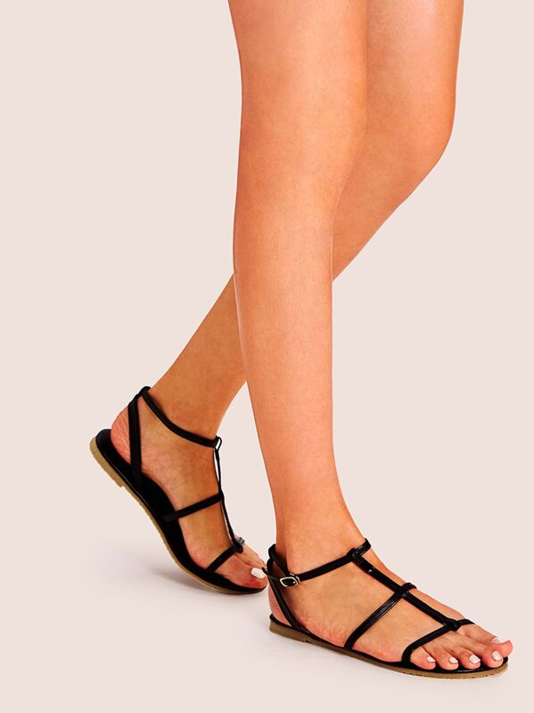 ed38dfb835 Ankle Strap Strappy Sandals
