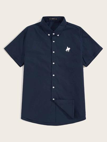 9d23c7c352 Camicie da Uomo | Moda a piccoli prezzi | SHEIN
