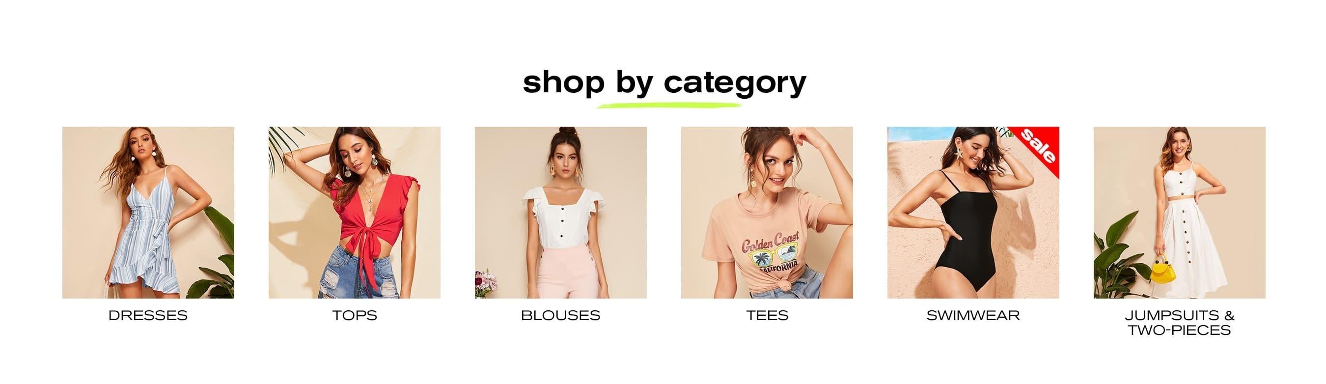 120482980a348 Shop Trendy Women's Fashion | SHEIN