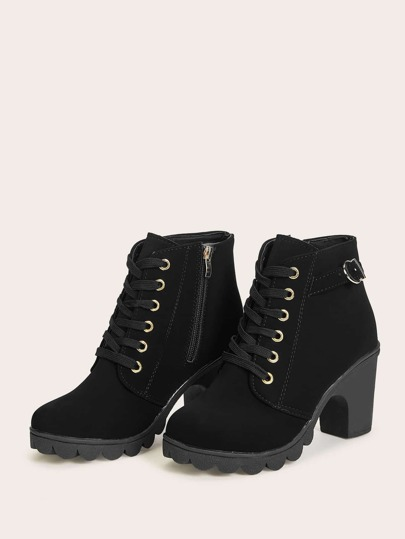19f5640ec18 Boots, Shop Womens Boots Online India | SHEIN IN