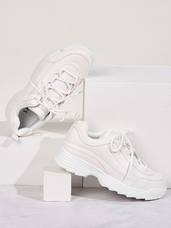 81110c1a8d Sneakers stringati