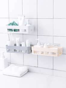 Bathroom Wall Mounted Storage Rack 1pc