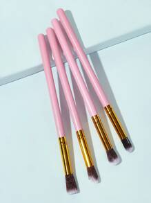 Duo-fiber Eyeshadow Brush 4pcs