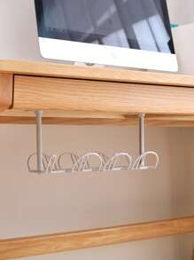 Under Table Multi-purpose Storage Rack 1pc