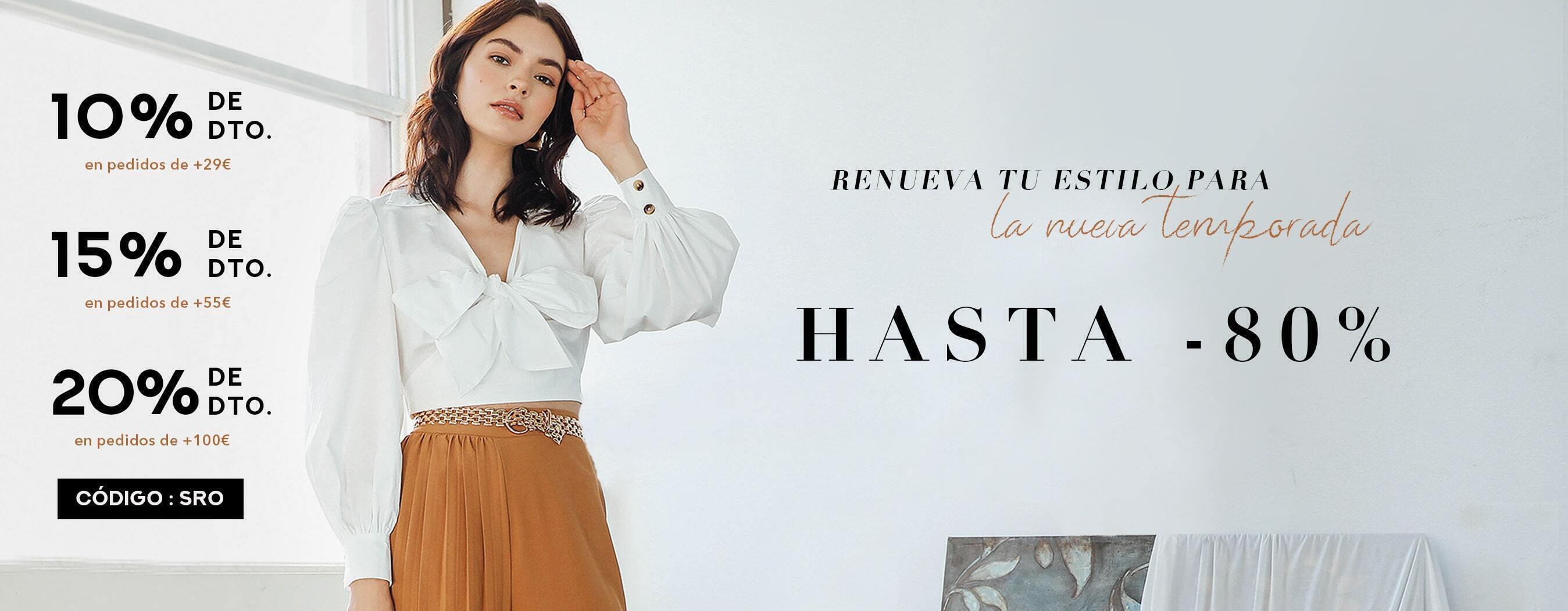 2707ff298 Ropa y moda de Mujer al mejor precio online | SHEIN ES