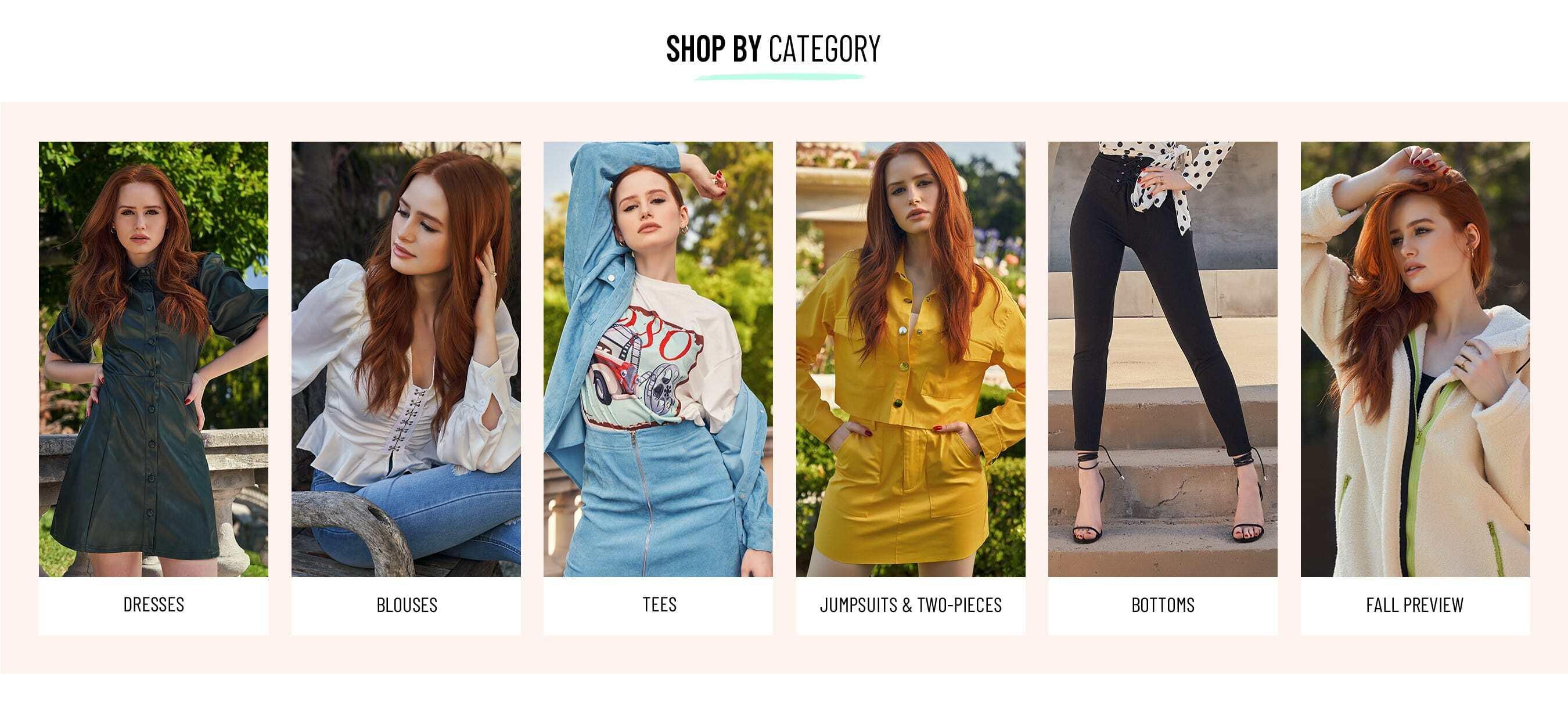 5c7729dc5134e Shop Trendy Women's Fashion | SHEIN