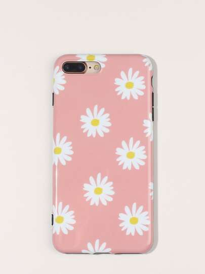 Daisy Pattern iPhone Case
