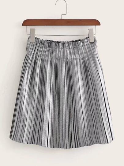 3a5f096c7ca2 Faldas en diversos colores y estampados   SHEIN