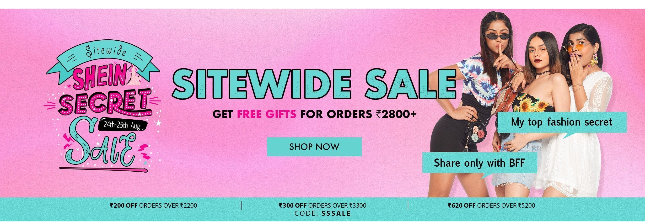 0df8d5a1cc0f2 Shop Women's Clothing, Shoes, Bags & more online   SHEIN IN