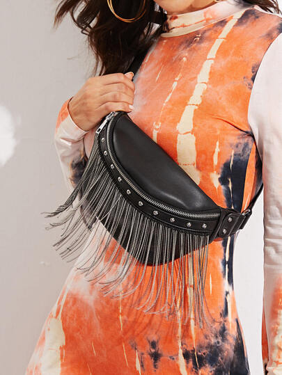 Fringe Decor Fanny Pack