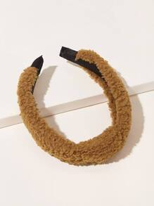 Simple Fluffy Headband
