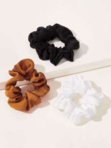 Simple Scrunchie 3pcs