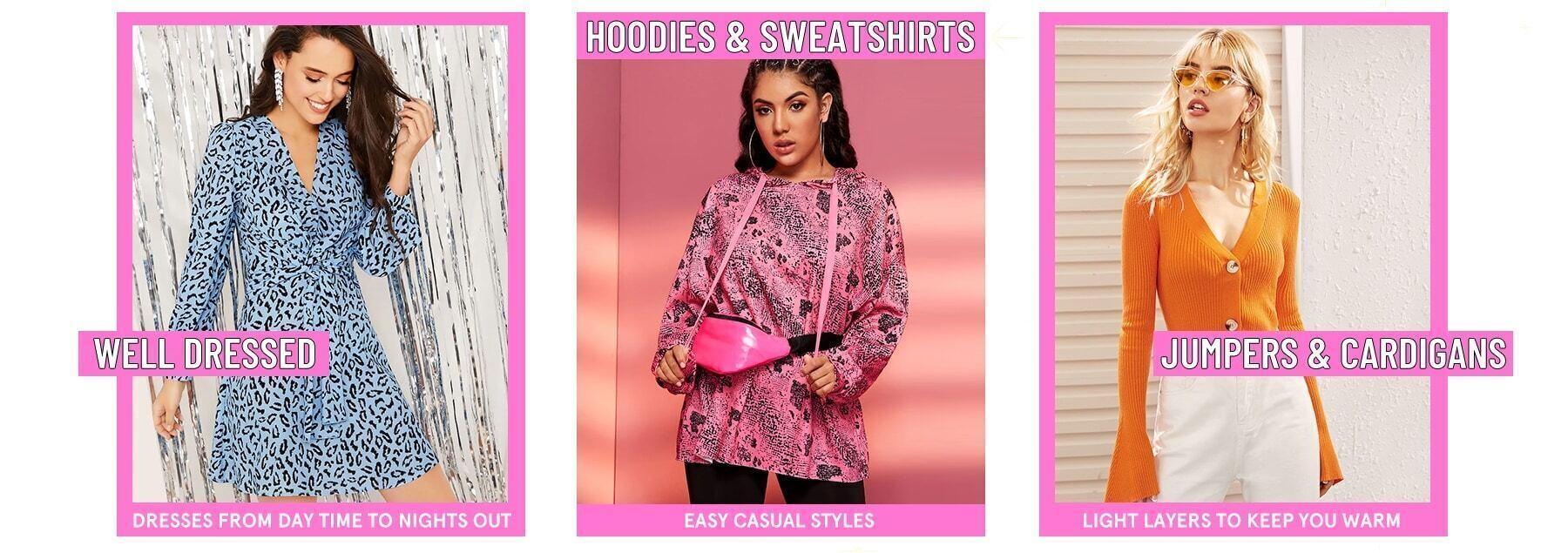 Women's & Men's Clothes, Shop Online Fashion | SHEIN UK