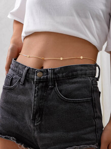 Simple Waist Chain 1pc