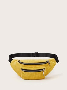 Pocket Front Bum Bag