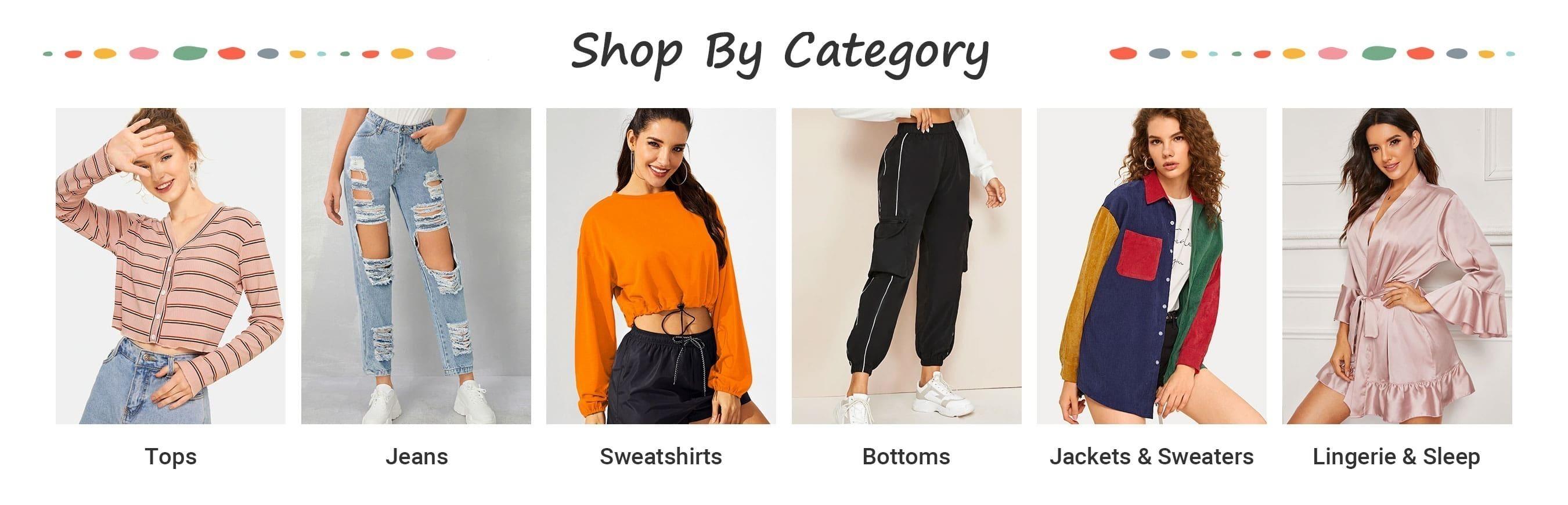 Shop The Latest Girls \u0026 Guys Fashion \u0026 Fun Trends at ROMWE