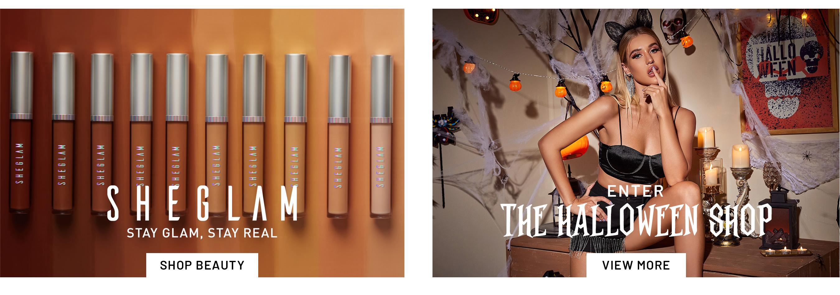 Shein Coupons - Makeup starting at just $4