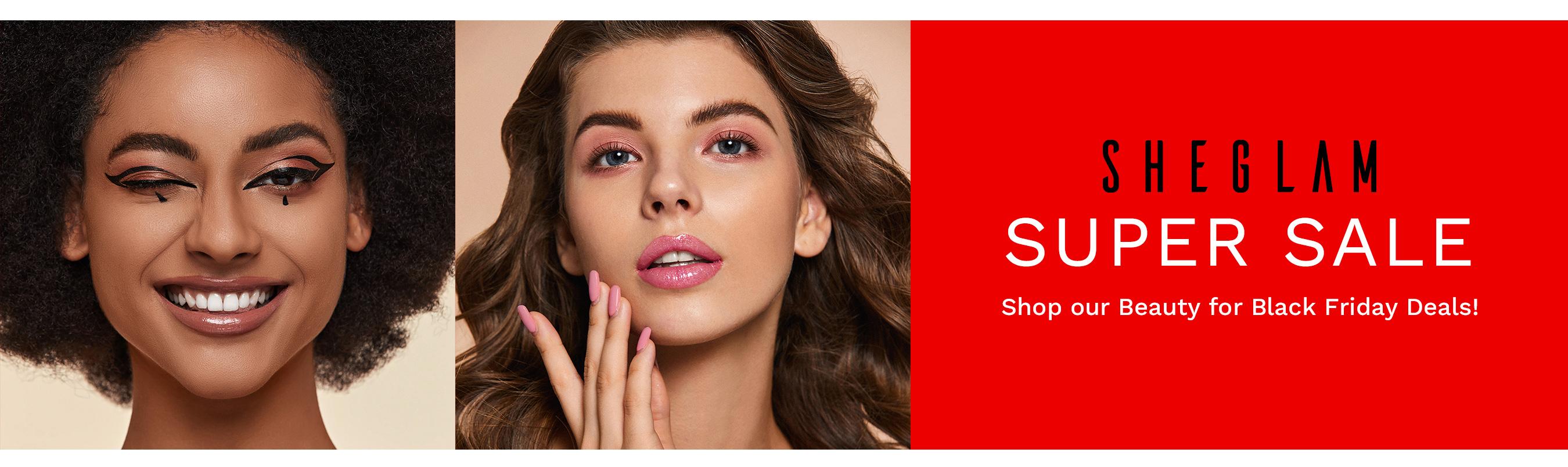 Shein Coupons - Sheglam Makeup starting at just $4