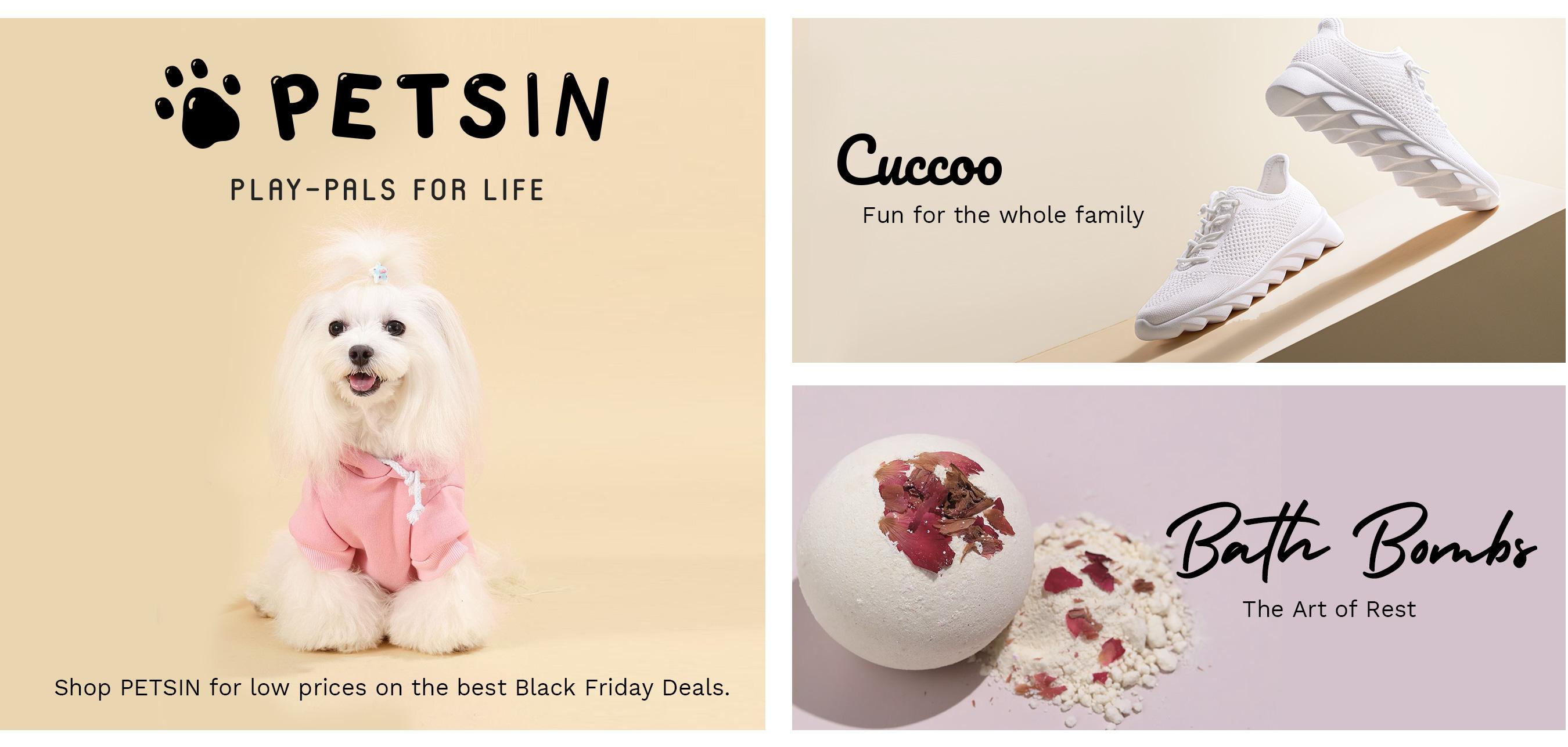 Shein Coupons - Pet Supplies starting at just $3.50