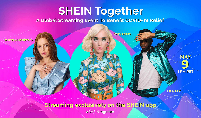 SHEIN Together   Global Livestream Event   SHEIN USA