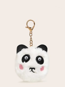 Panda Shaped Bag Accessory