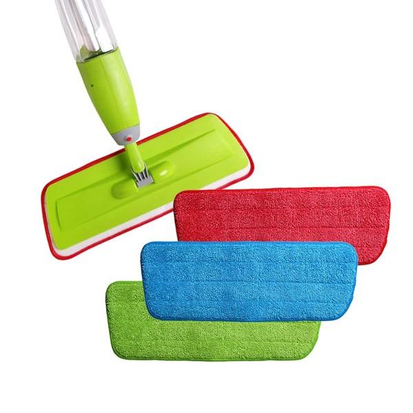 1pc Random Color Mop Replacement Rag, Multicolor