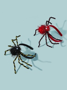 1pc Spider Decor Hairband